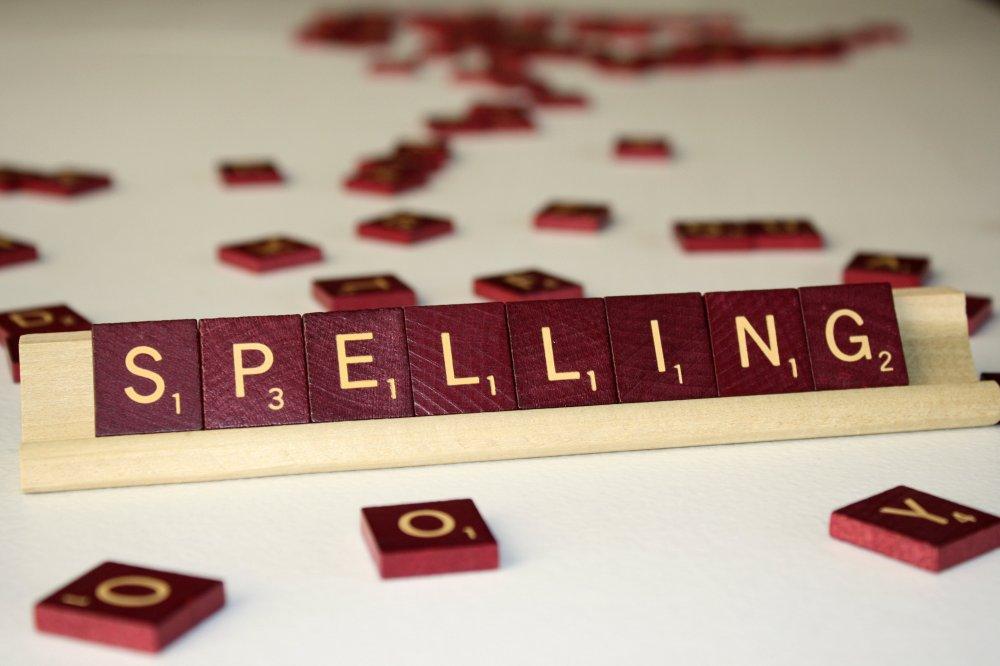 spelling (1)