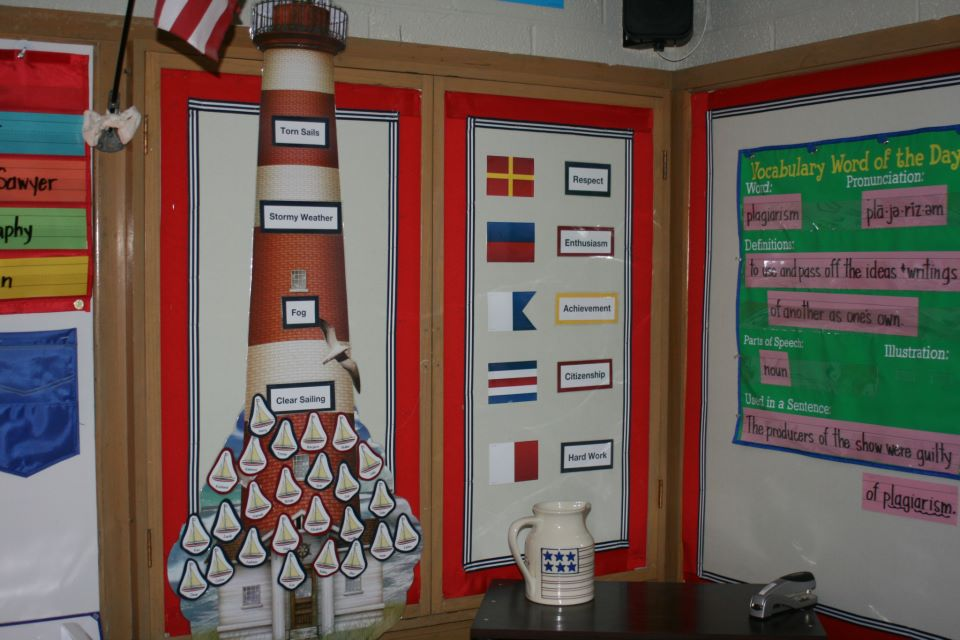 Classroom Decor Nautical ~ Images about nautical themed classroom on pinterest