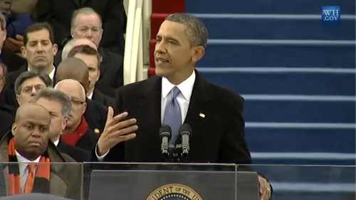 The-White-House-Obama-Inauguration-speech-2013