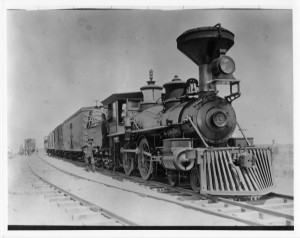 Locomotive 18
